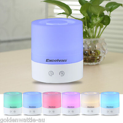 Excelvan Aroma Diffuser Ultrasonic Humidifier Air Mist Aromatherapy Purifier