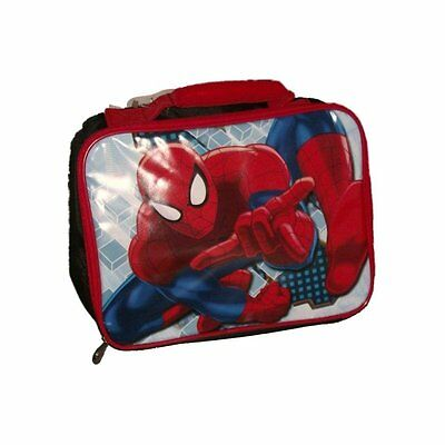 Thermos Spiderman Soft Lunch Box Insulated Spider-Man Lunch Bag Lunchbox