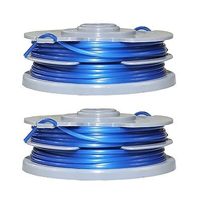 Spool & Line Cord Fits Sovereign 500w HG500B Strimmer Grass Trimmer FL289 X 2