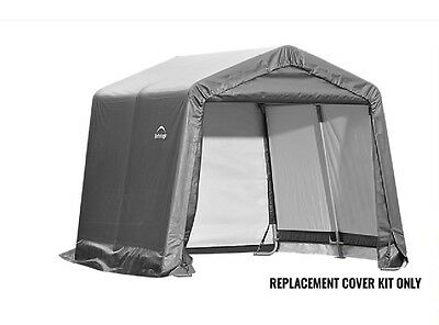 SHELTERLOGIC REPLACEMENT COVER Kit 10x10 90504 Gray for ...