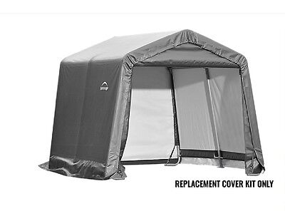 ShelterLogic Replacement Cover Kit 10x10 90504 Gray for model 70333,70433,70733