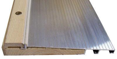 Exterior Door Threshold Inswing 7 1316 Wide 36 Millsilver Pine