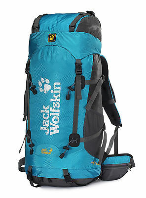 496eea8b9e7 JACK WOLFSKIN BAG outdoor travel backpack hiking 50L various colors ...