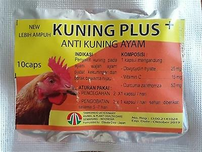 Doxycycline Hyclate Antibiotic Broad Spectrum FOR Chicken/Fowl/Chick