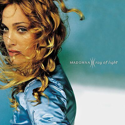 Madonna - Ray Of Light - 2 x Vinyl LP *NEW & SEALED*