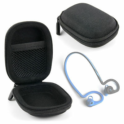Protective Carry Case for Plantronics BackBeat FIT Earphones w/ Internal Storage