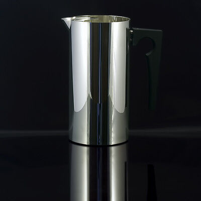 Stelton Silver Cylinda Line Jug with Ice Lip - Arne Jacobsen