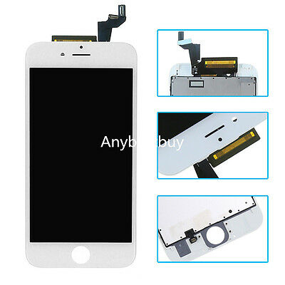 For iPhone 6S 4.7'' Touch Screen Digitizer LCD Assembly White Replacement
