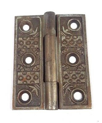 ~~ Antique Windsor 1880s Shutter Hinge Window Hardware Cabinet Vintage Victorian