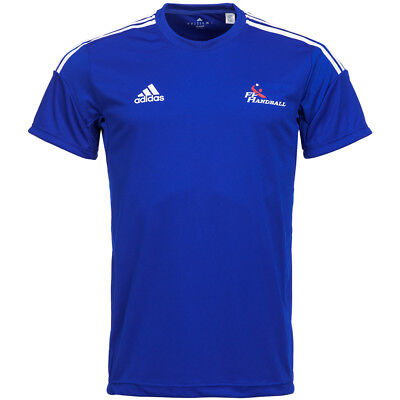 France adidas Handball équipe nationale Hommes Entrainement Maillot G91972 neuf