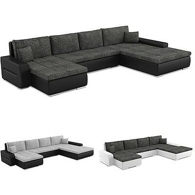ledersofa verso new eckcouch leder ecksofa couch verso new. Black Bedroom Furniture Sets. Home Design Ideas