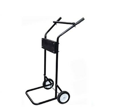Folding Outboard Engine Trolly Stand Max Weight 38Kgs