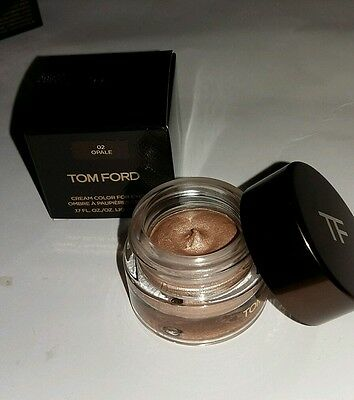 Tom Ford 02 Opale  Cream Color For Eyes 2016 Eyeshadow Ltd Ed BNIB