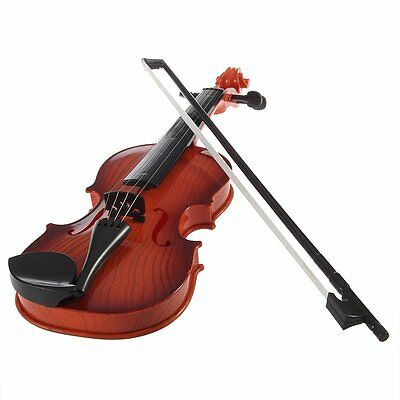 Educational Children Mini Music Electronic Violin for Kids Toy Living Room HY