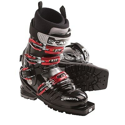 Scarpa T1 Thermo Telemark Ski Boots (For Men and Women) New in Box Size  23.0