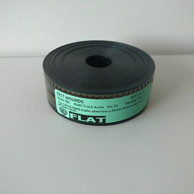 Exit Wounds 35mm Movie Film Trailer VGC Australian Seller + Fast Shipping