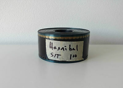 Hannibal 35mm Movie Film Trailer VGC Australian Seller + Fast Shipping