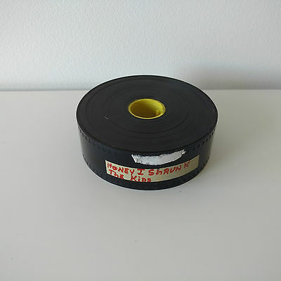Honey I Shrunk The Kids 35mm Movie Film Trailer VGC Aus Seller + Fast Shipping