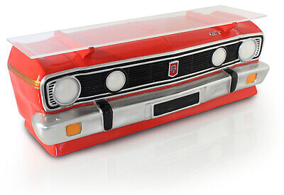 Falcon XT GT 3D Wall Mounted Resin Car Shelf Red Hand Painted Man Cave New