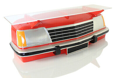 VB Commodore 3D Wall Mounted Resin Car Shelf Red Hand Painted ManCave New