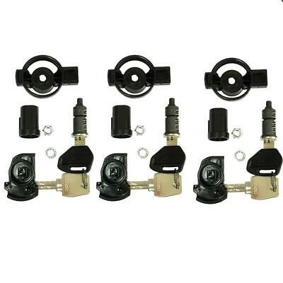 Givi SL103 Security Lock Set Upgrade for Panniers with matching keys