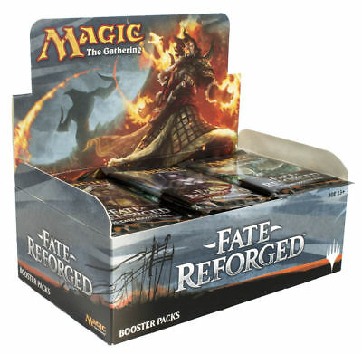 MAGIC: THE GATHERING Fate Reforged Booster whole box sale - With Tracking