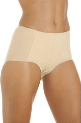 2d19d88674db Camille Womens Ladies Underwear Beige Cotton Support Control Shapewear  Briefs