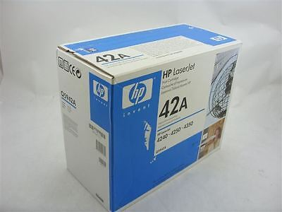 Original HP Q5942A Laserjet 4250/4350 Toner Cartridge 10k