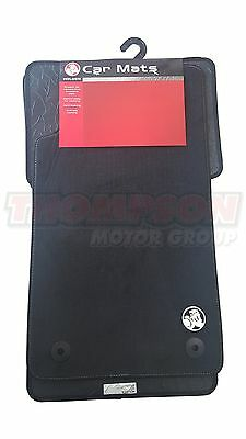 New Genuine Holden Commodore VF Luxury Floor Mat (Set) Front + Rear - 92283175