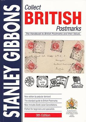 Collect British Postmarks by Stanley Gibbons. New edition 2013.