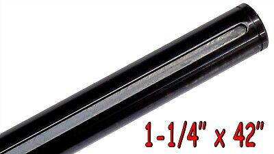 "1 1/4"" x 42"" Tubular Steel Rear Live Axle Go Kart Racing Cart Drift Trike Parts"