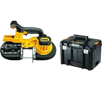 Dewalt Dcs371Nt 18 Volt Xr Compact Band Saw In Case (Bare Unit) (Reconditioned)