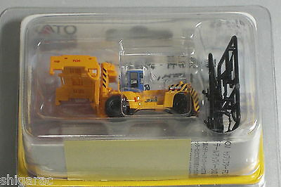 "Kato n gauge ""TCM Toplifter"" 23-516 / Forklift for containers"