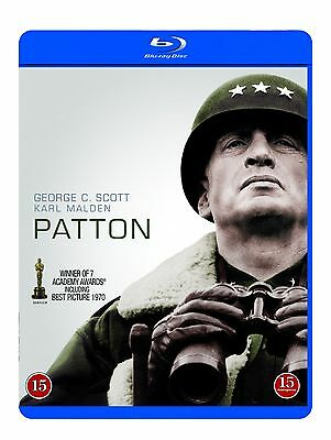 Patton Region B/Blu Ray (Nordic)