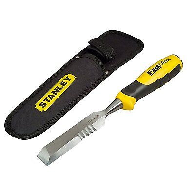 Stanley Side Strike Wrecking Demolition Chisel 25mm FMHT9-16067 16-067 & Holster