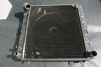 Jaguar XKE E Type Series 1 Radiator, Good Condition! Used