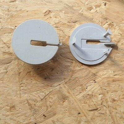 2 X Table Inserts  Inca Bandsaw 342.186 Euro 260 540 Part 5.186.5300 Genuine