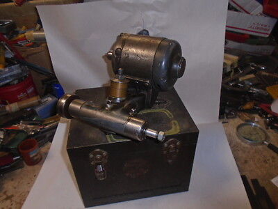 MACHINIST TOOL LATHE MILL Dumore # 44 Tool Post Grinder for Lathe
