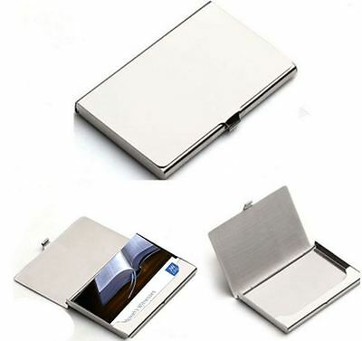 Contact Card holder suitable for jw.org cards Silver Metal Fast and Free Postage