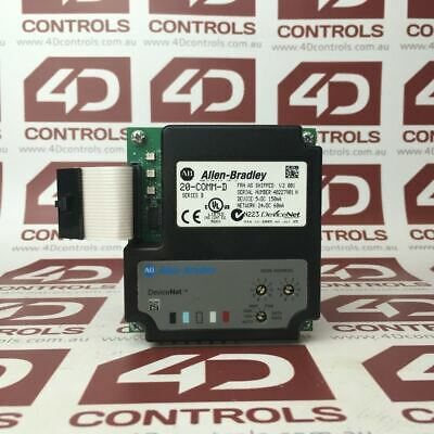 Allen Bradley 20-COMM-D DeviceNet Communication Adapter for PowerFlex 70 Arch...