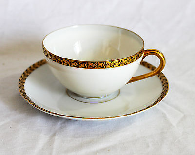 Royal Bayreuth Pattern # 2704 Cup and Saucer Set