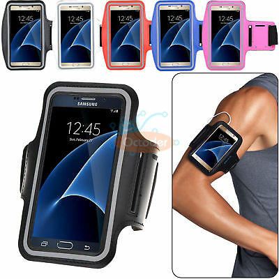 Sports Gym Armband Running Cycling Phone Holder Case Cover For Samsung S7 Edge