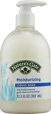 Moisturizing Liquid Soap, Nature's Gate, 12 oz