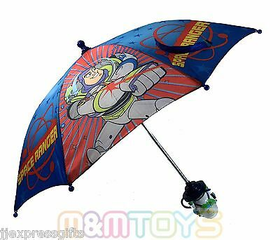 Disney Toy Story Buzz Space Ranger Molded Umbrella for Kids Gift Toys
