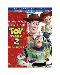 Toy Story 2 (Two-Disc Special Edition Bl Blu-ray
