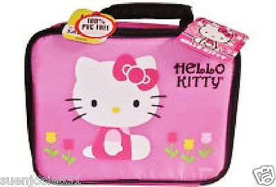Hello Kitty Pink Lunch Box Kit Bag Tote 1ct School Supply
