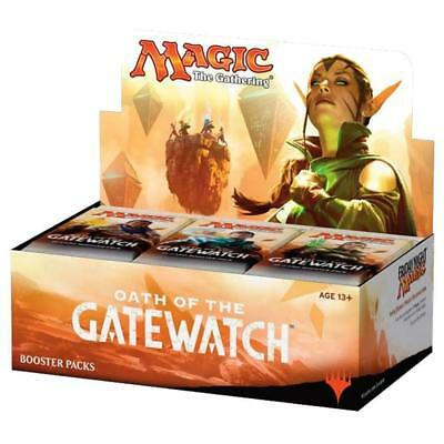 MAGIC: THE GATHERING Oath Of The Gatewatch Booster Whole Box 36 packs Trading