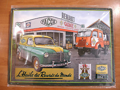 Plaque publicitaire king of the grill usa diner barbecue for Garage automobile rumilly