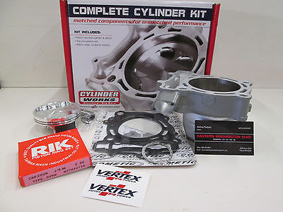 Honda Crf 450R Cylinder, Vertex Piston, Gasket Set (Std Bore) 2013-2016