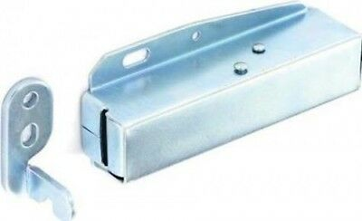 Securit Touch Latch Zinc Plated